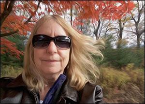 New England artist, Sheila Alden