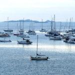 Signet sailboat fine art photography